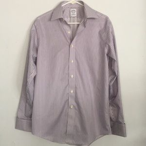 Brooks Brothers Button Down Shirt Excellent Cond